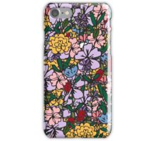 Ramona Floral Two iPhone Case/Skin