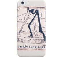 The Daddy Long Legs iPhone Case/Skin
