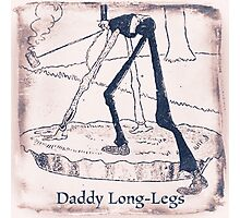 The Daddy Long Legs Photographic Print