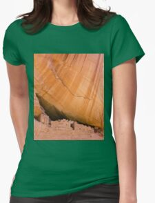 Canyon De Chelly Womens Fitted T-Shirt