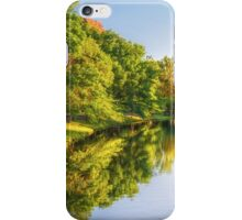 Boston Flows Green With Summer iPhone Case/Skin