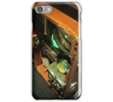 Steampunk Backpack 3.1 iPhone Case/Skin