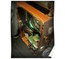 Steampunk Backpack 3.1 Poster