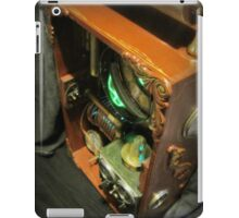 Steampunk Backpack 3.1 iPad Case/Skin