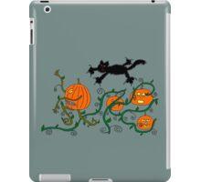 run pumpkin run iPad Case/Skin