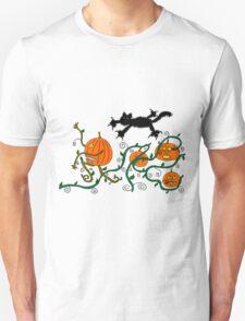 run pumpkin run Unisex T-Shirt