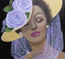 Mysterious and Elegant Lady by Dian Bernardo