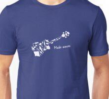 Make waves - the sea guitar Unisex T-Shirt