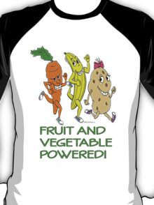 FRUIT AND VEGETABLE POWERED ATHLETE T-Shirt