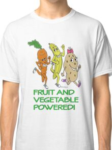 FRUIT AND VEGETABLE POWERED ATHLETE Classic T-Shirt