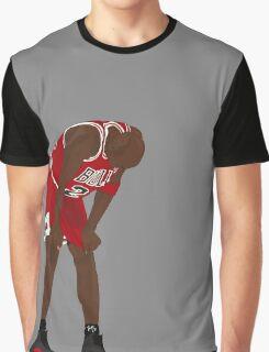 Jordan. Game 5. Flu. Graphic T-Shirt