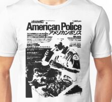 American Police Unisex T-Shirt