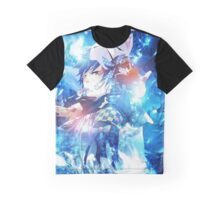 rin blue exorcist sucker and all Graphic T-Shirt