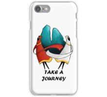 Take A Journey iPhone Case/Skin