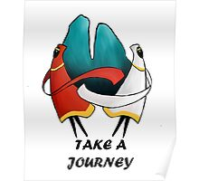 Take A Journey Poster
