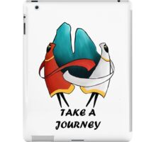 Take A Journey iPad Case/Skin