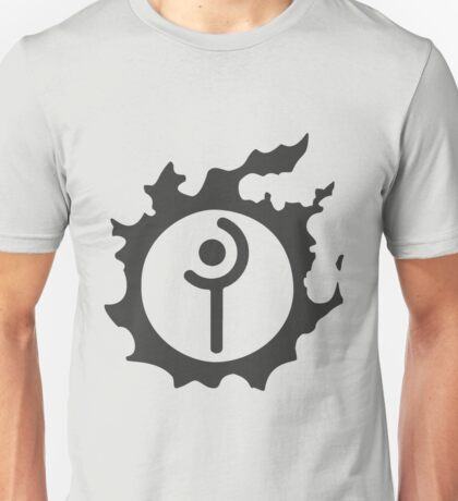 Final Fantasy 14 logo WHM Unisex T-Shirt