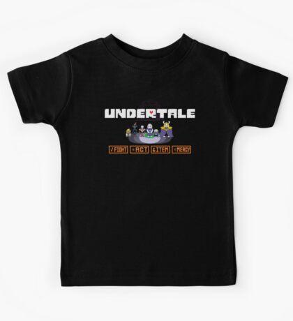 Undertale Kids Tee