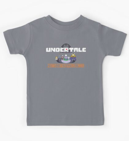 Undertale Kids Tee