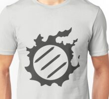 Final Fantasy 14 logo MNK Unisex T-Shirt