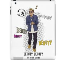 Kim Hyun Joong - Beauty Beauty iPad Case/Skin