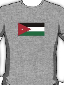 National Flag of Jordan  T-Shirt