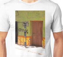 Crown Gate And Door Unisex T-Shirt