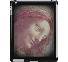 Portrait of the Madonna iPad Case/Skin