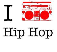 I Heart Hip Hop by B-style