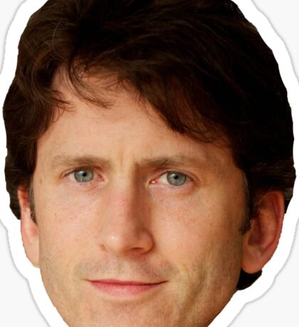 Todd Howard Sticker