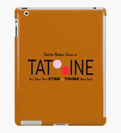 Visit Tatooine iPad Case/Skin