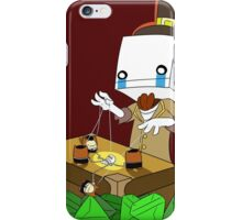 Why Hatty (battleblock theater) iPhone Case/Skin