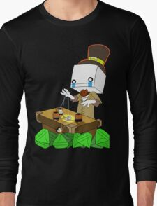 Why Hatty (battleblock theater) Long Sleeve T-Shirt