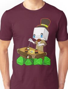 Why Hatty (battleblock theater) Unisex T-Shirt