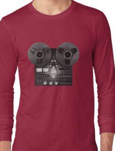 Reel-to-reel audio recorder Long Sleeve T-Shirt