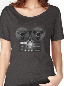 Reel-to-reel audio recorder Women's Relaxed Fit T-Shirt