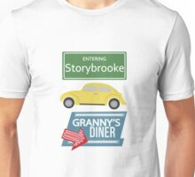 Once Upon a Time - Storybrooke Unisex T-Shirt