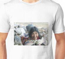 Wrinkled Grin Unisex T-Shirt