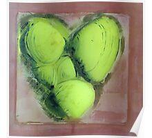 Shell heart in progress Poster
