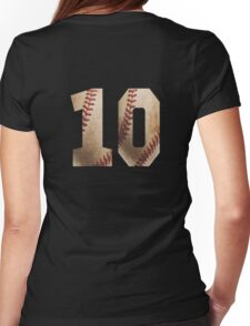 The Playmaker Womens Fitted T-Shirt