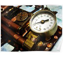 Steampunk Gauntlet 1.0 Poster