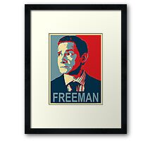 Freeobama Framed Print