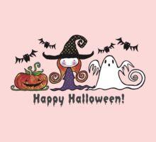 Happy Halloween! One Piece - Short Sleeve