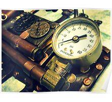 Steampunk Gauntlet 1.1 Poster