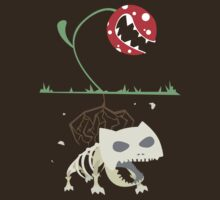 Well Rooted Bulbasaur by THEtoeMas