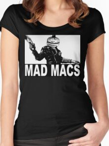 Mad Macs Women's Fitted Scoop T-Shirt