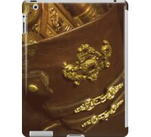 Steampunk Holster 1.0 iPad Case/Skin