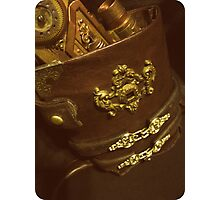 Steampunk Holster 1.0 Photographic Print