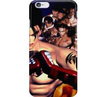 Tekken 3 Cast iPhone Case/Skin