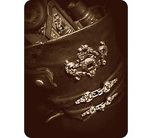 Steampunk Holster 1.1 Photographic Print